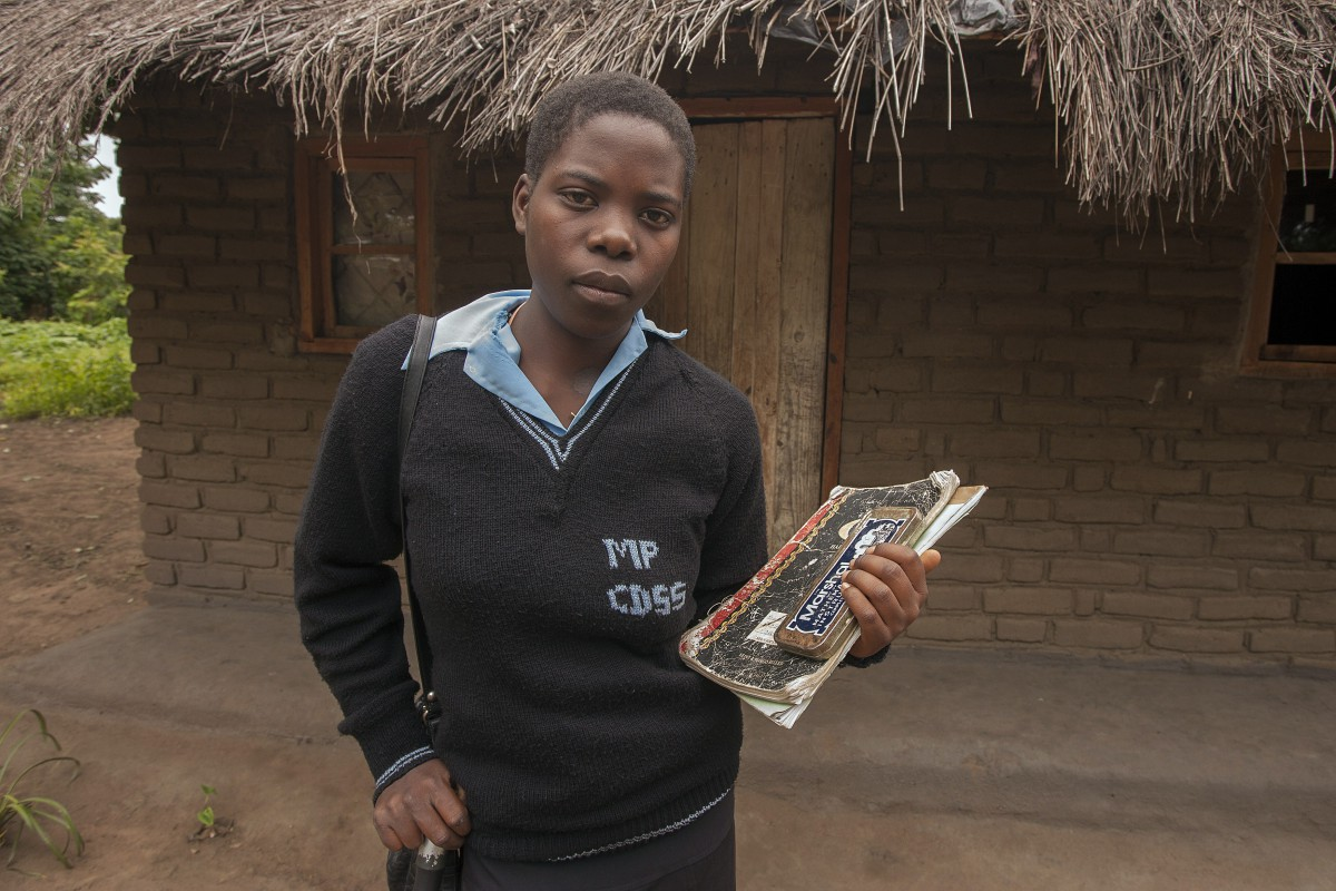 Theresa Kachindamoto, the woman who saves girls from child marriage in Malawi