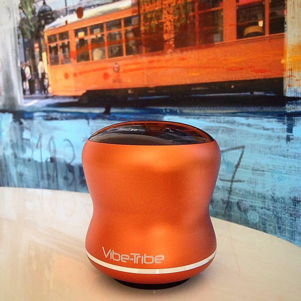 Mamba, world's most powerful vibration speaker | LifeGate