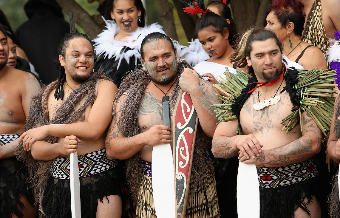 Maori Natives: New Zealand, Maori's Sacred River Gets Same Legal Rights