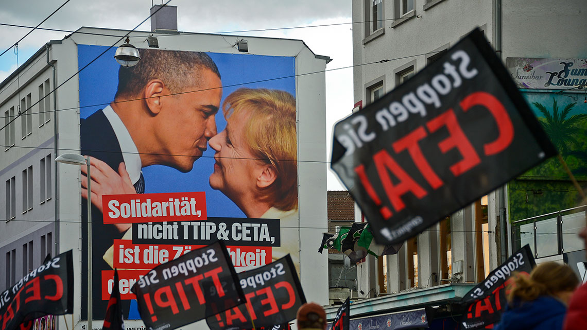 What Is Ttip The Free Trade Agreement Between The Eu And The Us
