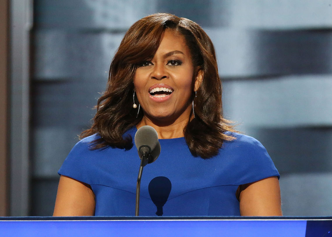 Michelle Obama, the full transcript of her speech at the Democratic ...