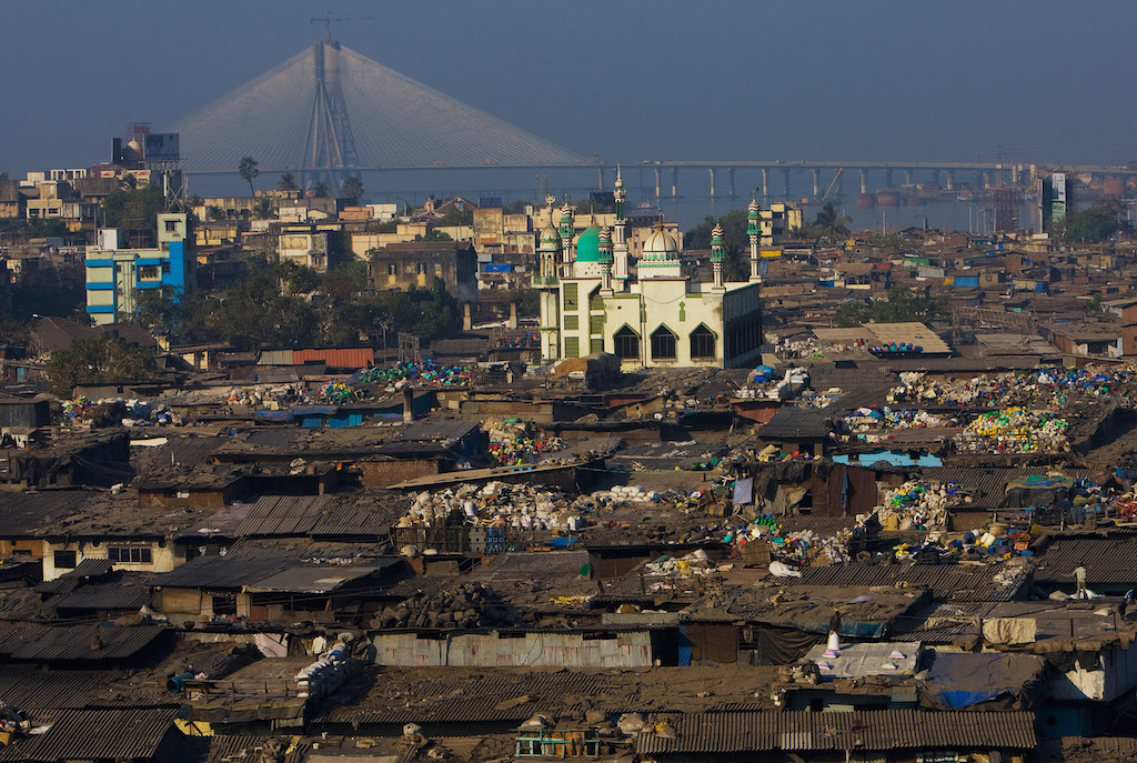 Mumbai Slum Redvelopment Stalled By Financial Crisis