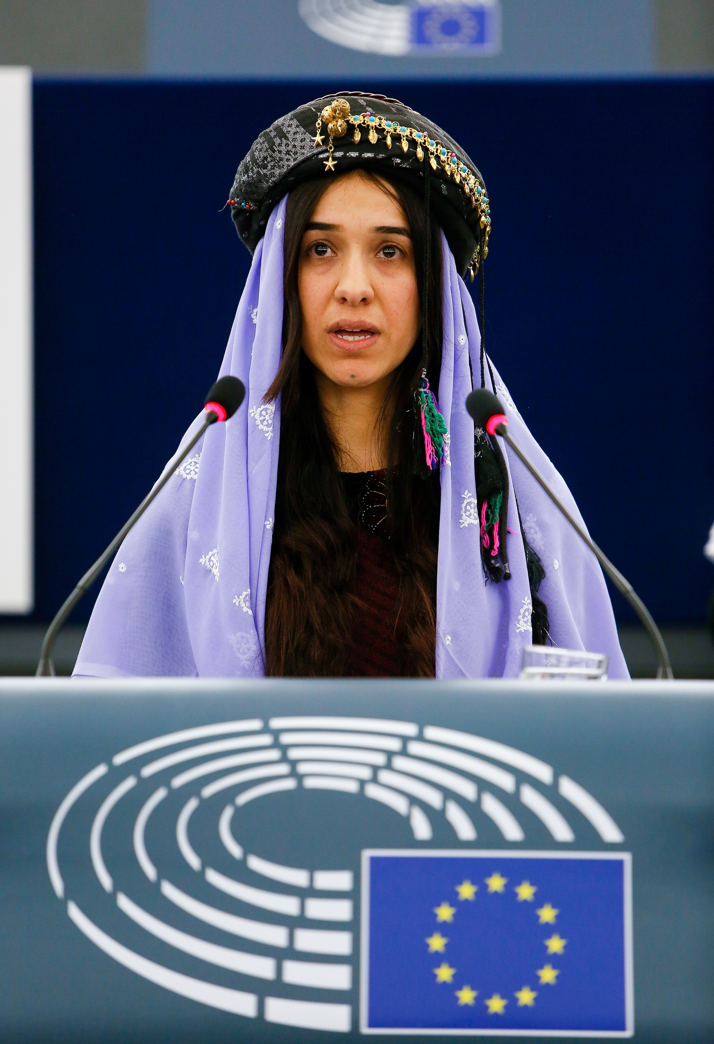 Nadia murad, book pdf, story, nobel prize, speech, Age, Family, Biography