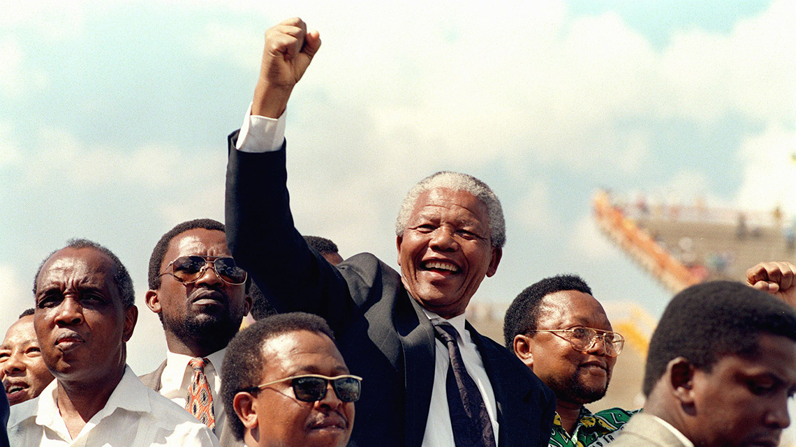 an introduction to the life of nelson mandela a president of south africa