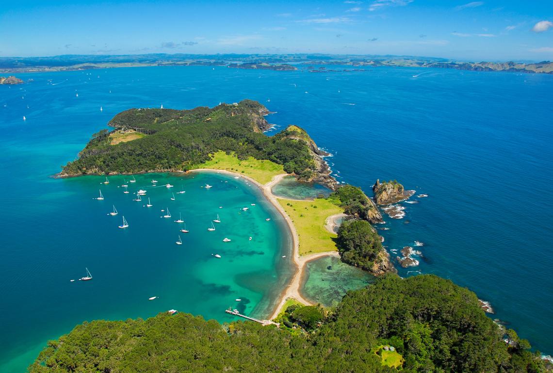 Bay of Islands, New Zealand  № 624921 загрузить