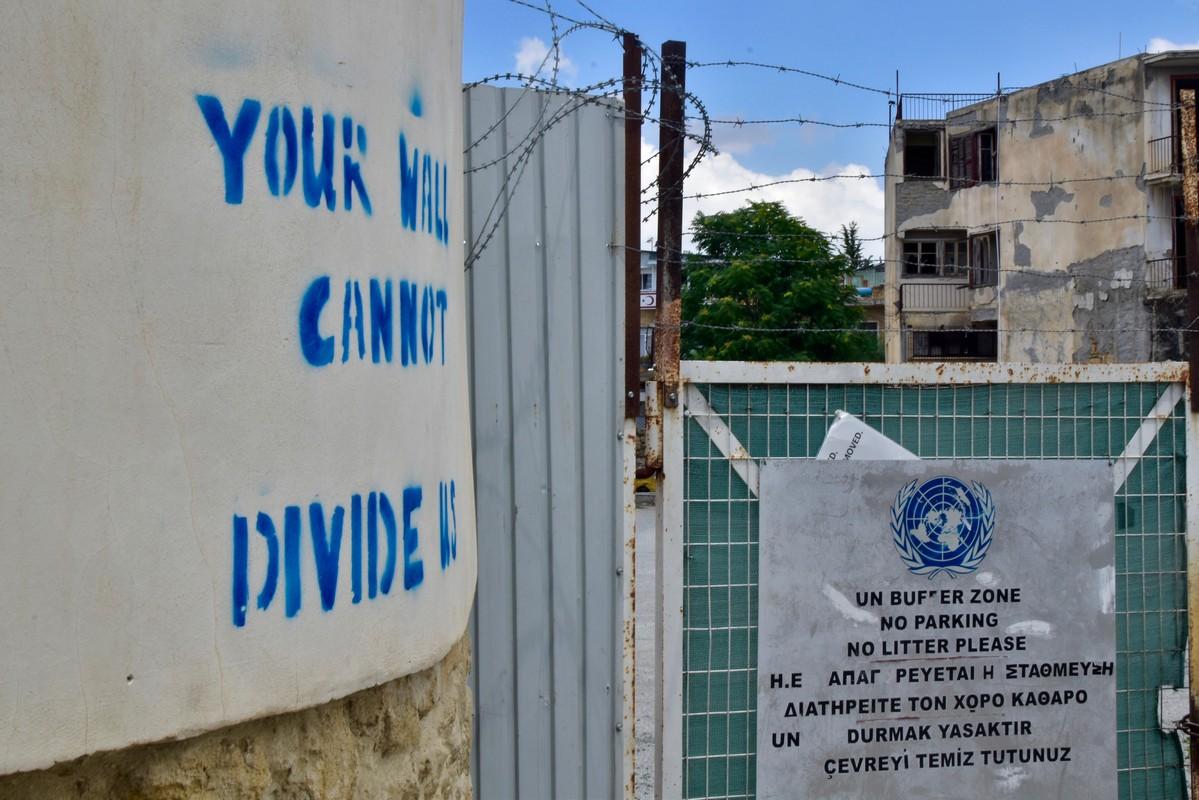Nicosia, Cyprus  The last wall dividing Europe | LifeGate