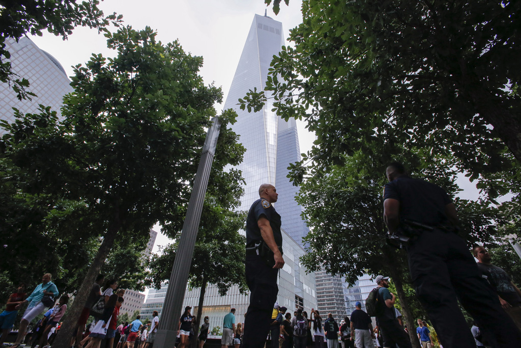 New York City On High Alert For Terror Attacks