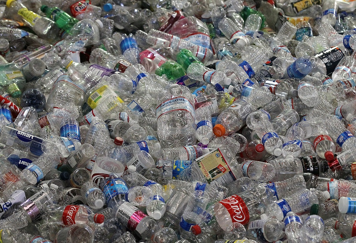 Recycling Plastic Bottles San Francisco Bans Plastic Bottles A Step Closer To Zero Waste