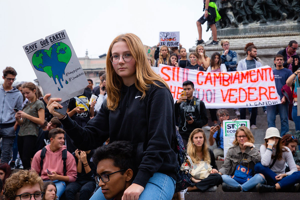news stories of 2019 Third global climate strike