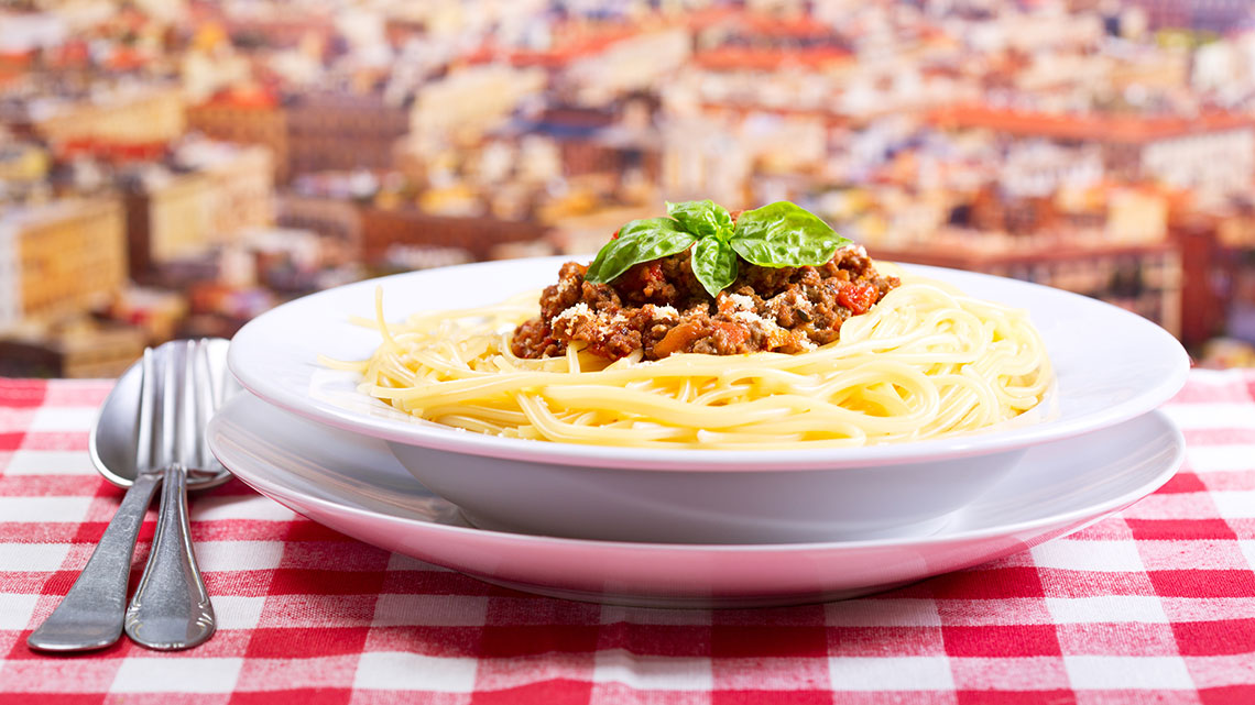 Image result for bolognese