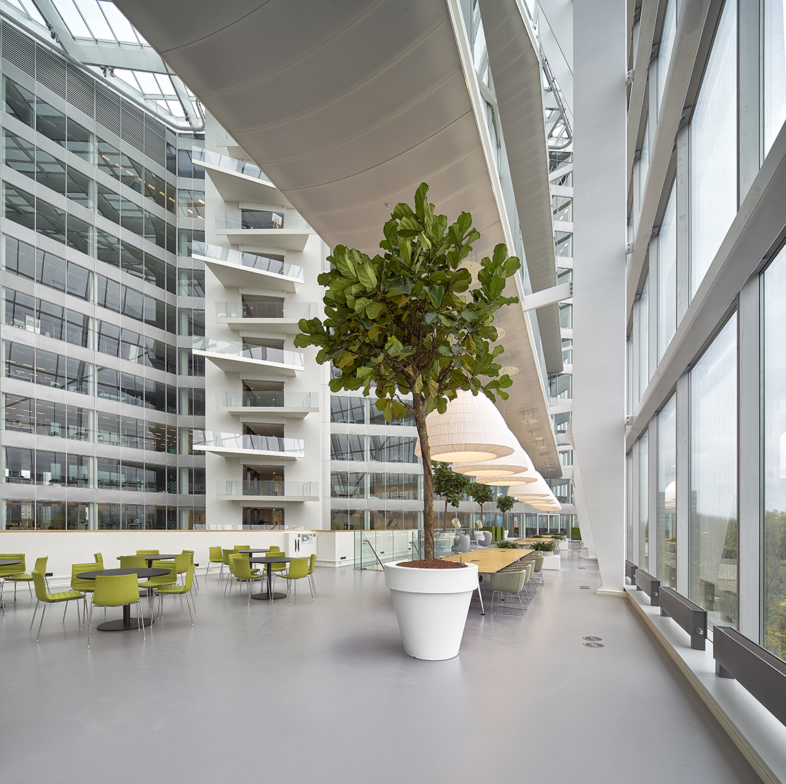 The Edge In Amsterdam The Most Sustainable Office