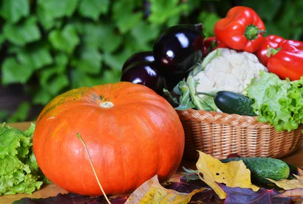 Fruits And Vegetables In Season By Month September Lifegate