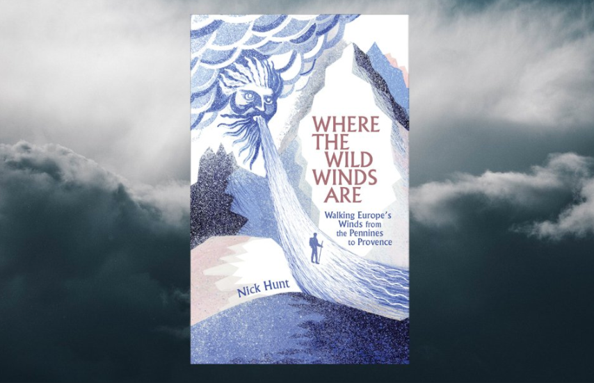 where the wild winds are book cover nick hunt